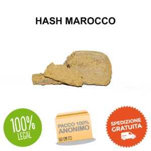 HASH MAROCCO CBD