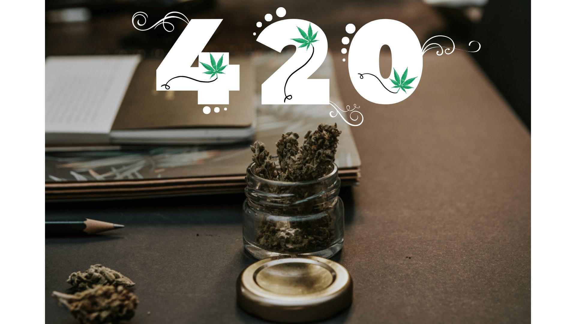 420: il numero della marijuana.