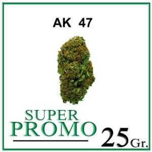 AK 47  25 Gr. – 50% OFF