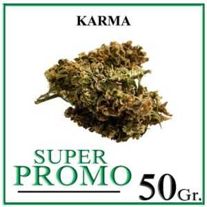 OFFERTA KARMA  50  GR.